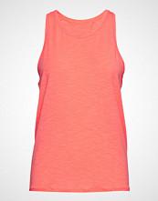 GAP Gapfit Breathe Tie-Back Tank Top T-shirts & Tops Sleeveless Rosa GAP