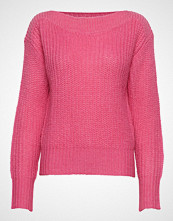 Six Ames Berta Strikket Genser Rosa SIX AMES