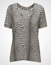 Notes du Nord Dallas T-Shirt Print Bluse Kortermet Multi/mønstret NOTES DU NORD