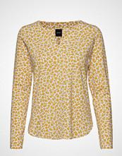 Nanso Ladies Shirt, Kashmir Bluse Langermet Gul NANSO