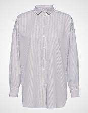Second Female Orrie Shirt Langermet Skjorte Hvit SECOND FEMALE