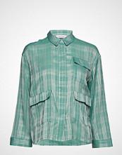 Samsøe & Samsøe Ilona Shirt 10866 Langermet Skjorte Grønn SAMSØE & SAMSØE