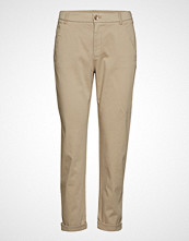 Boss Casual Wear Sachini1-D Chinos Bukser Beige BOSS CASUAL WEAR