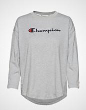 Champion Rochester Maxi T-Shirt T-shirts & Tops Long-sleeved Grå CHAMPION ROCHESTER