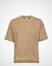 IBEN Lenny Tee T-shirts & Tops Short-sleeved Beige IBEN