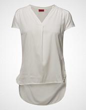 HUGO Nosalla T-shirts & Tops Short-sleeved Hvit HUGO