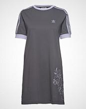 Adidas Originals Tee Dress Kort Kjole Svart ADIDAS ORIGINALS