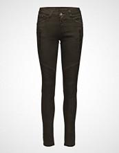 Cream Kimmy Coated Pant - Shapefit Skinny Jeans Grønn CREAM