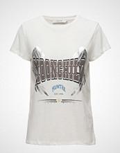 Munthe Phoenix T-shirts & Tops Short-sleeved Hvit MUNTHE