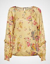 Odd Molly Love Bells Blouse Bluse Langermet Gul ODD MOLLY