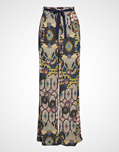 Desigual Pant Debora Vide Bukser Multi/mønstret DESIGUAL