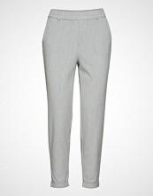 Vero Moda Vmmaya Mr Loose Solid Pant Bukser Med Rette Ben Grå VERO MODA