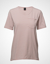 Nanso Ladies T-Shirt, Liitu T-shirts & Tops Short-sleeved Rosa NANSO