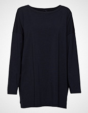 Max Mara Leisure Jacopo T-shirts & Tops Long-sleeved Blå MAX MARA LEISURE