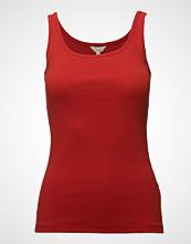 Signal T-Shirt/Top T-shirts & Tops Sleeveless Rød SIGNAL