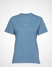 Holzweiler Suzana Tee T-shirts & Tops Short-sleeved Blå HOLZWEILER