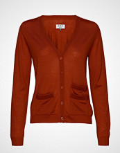 Day Birger et Mikkelsen Day Whitney Strikkegenser Cardigan Oransje DAY BIRGER ET MIKKELSEN