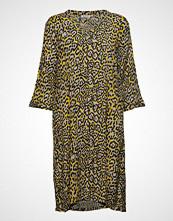 Masai Nancy Dress Knelang Kjole Gul MASAI