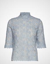 Odd Molly Sway High Blouse Bluse Langermet Blå ODD MOLLY