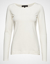 Soft Rebels Elle Ls Blouse T-shirts & Tops Long-sleeved Hvit SOFT REBELS