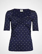 Baum Und Pferdgarten Joulee T-shirts & Tops Short-sleeved Blå BAUM UND PFERDGARTEN