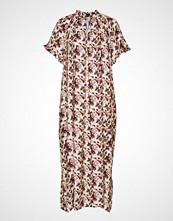 Birgitte Herskind Lakyn Long Dress Knelang Kjole Multi/mønstret BIRGITTE HERSKIND