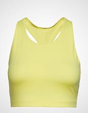 GAP Clean Classic Crop T-shirts & Tops Sleeveless Gul GAP