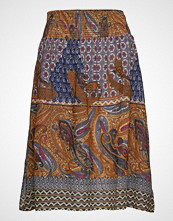Masai Sanne Skirt Knelangt Skjørt Multi/mønstret MASAI