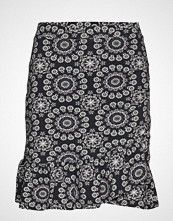 Odd Molly Women Empire Skirt Knelangt Skjørt Svart ODD MOLLY