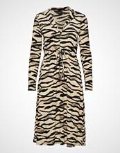 Gina Tricot Ada Dress Knelang Kjole Multi/mønstret GINA TRICOT