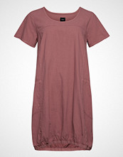 Zizzi Mmarrakesh, S/S, Dress Kort Kjole Rosa ZIZZI
