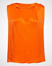 By Malene Birger Blo1018s91 T-shirts & Tops Sleeveless Grå BY MALENE BIRGER