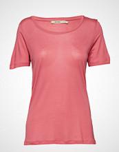 Whyred Vanya T-shirts & Tops Short-sleeved Rosa WHYRED
