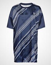 Adidas Originals Trefoil Dress Knelang Kjole Blå ADIDAS ORIGINALS
