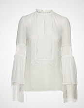 Marciano by GUESS Georgiana Blouse Bluse Langermet Hvit MARCIANO BY GUESS