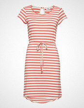Saint Tropez Jersey Dress Above Knee Knelang Kjole Rød SAINT TROPEZ