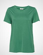Minimum Rynah T-shirts & Tops Short-sleeved Grønn MINIMUM