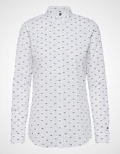 Tommy Hilfiger Farley Shirt Ls W2 Langermet Skjorte Hvit TOMMY HILFIGER