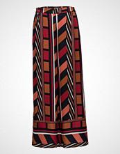 Twist & Tango Kourtney Trousers Vide Bukser Multi/mønstret TWIST & TANGO