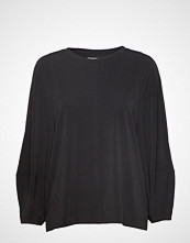 InWear Rabea Top T-shirts & Tops Long-sleeved Svart INWEAR