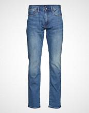 GAP Slim Str Faded Medium Slim Jeans Blå GAP