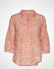 Odd Molly Flowering Spirit Shirt Bluse Langermet Rosa ODD MOLLY