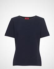 HUGO Doana T-shirts & Tops Short-sleeved Blå HUGO