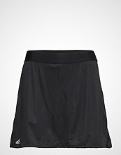 adidas Tennis Club Long Skirt W Kort Skjørt Svart ADIDAS TENNIS