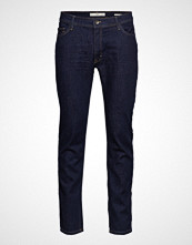 Mango Man Slim Fit Soft Wash Jan Jeans Slim Jeans Blå MANGO MAN