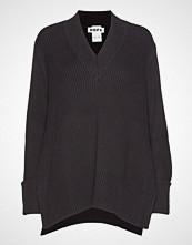 Hope Moon Sweater Strikket Genser Svart HOPE