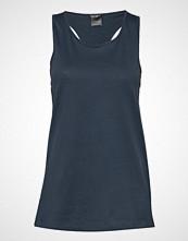 Peak Performance W Track Ta T-shirts & Tops Sleeveless Blå PEAK PERFORMANCE