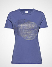 Boss Casual Wear Temoire T-shirts & Tops Short-sleeved Blå BOSS CASUAL WEAR