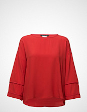 PennyBlack Falena T-shirts & Tops Long-sleeved Rød PENNYBLACK