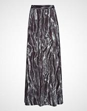 Diana Orving Long Skirt Langt Skjørt Svart DIANA ORVING